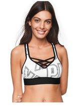 【Victoria's Secret】NEW! Strappy Push-Up Sports Bra