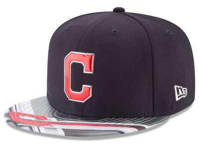 New Era Cleveland Indians MLB x Topps 9Fifty Snapback