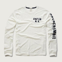 APPLIQUE GRAPHIC LONG SLEEVE TEEがかっこいい!