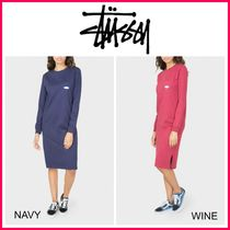 日本未入荷☆新作17FW☆STUSSY*HALO T-SHIRT DRESS