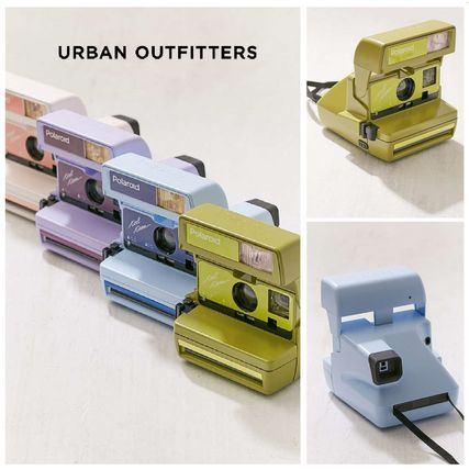 Urban Outfitters☆ Cool Cam Polaroid 600 Instant Camera