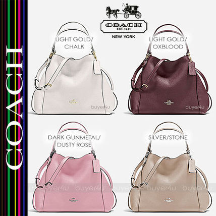 wholesale coach edie shoulder bag 28 in pebbled leather 0c646 69bd5 2476cb17106b3