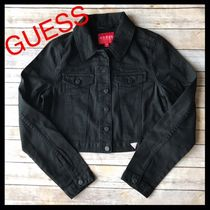 SALE!★GUESS★ブラックGジャン