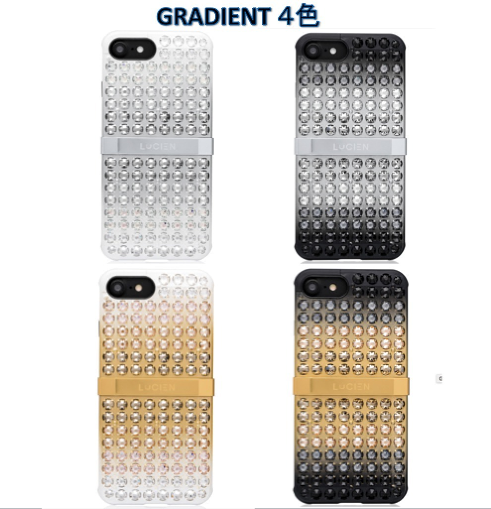 "スーパーLUX★iPhone7Plus★LUCIEN ""GRADIENT"" SERIES4色展開"