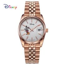 Disney(ディズニー) Mickey Character Lady's Watch OW-153RG