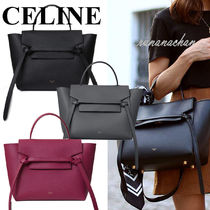 CELINE Belt Mini Belt Bag 3色☆