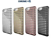 "LUX★iPhone6/6Plus★LUCIEN ""CHROME"" SERIES4色展開"