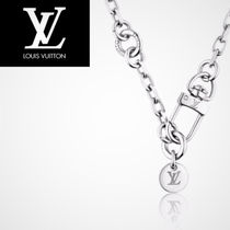 Louis Vuitton★チェーンネックレス★DISTRICT CHAIN NECKLACE