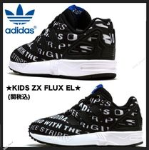 ★イベント/関税込★ADIDAS KIDS ORIGINALS ZX FLUX EL レア