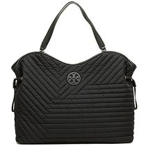 Tory Burch最新*QUILTED NYLON SLOUCHY TOTE/54000円