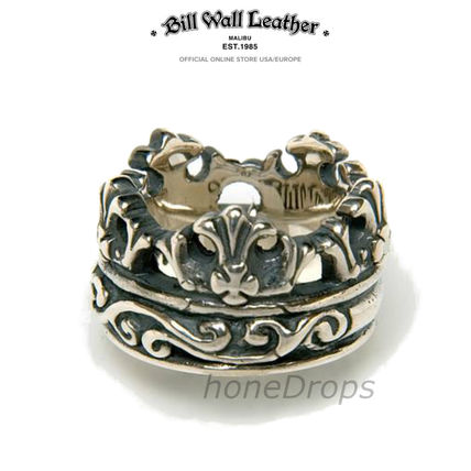 Bill Wall Leather 30th 限定 Pirate w/Octopus & Gemstone Ring