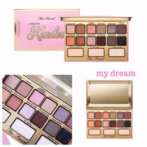 限定♡Too Faced♡I WANT KANDEE CANDY EYES 15色