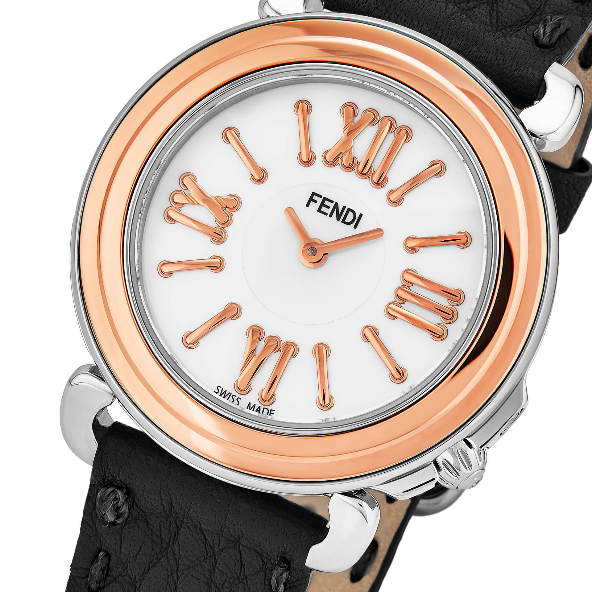 大特価 FENDI(フェンディ)  Selleria Ladies Watch F8012345H0