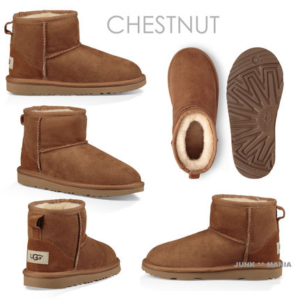 UGG キッズブーツ 大人も履ける★追跡付【即発・UGG】CLASSIC MINI(3)