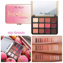 Too Faced♡JUST PEACHY MATTES マットアイシャドー