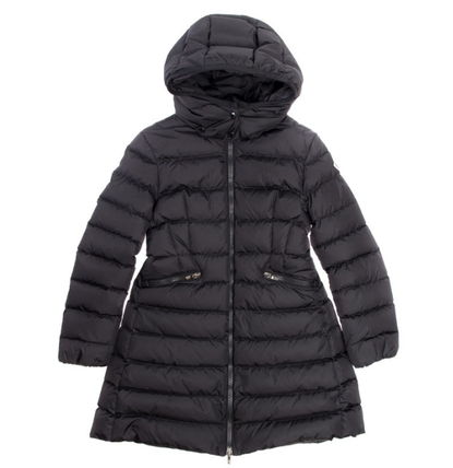 MONCLER キッズアウター お早めに♪MONCLER Jr★CHARPAL Black 8~10A大人もOK【関税込】(2)