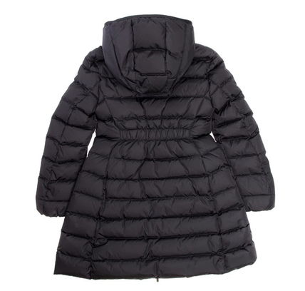 MONCLER キッズアウター お早めに♪MONCLER Jr★CHARPAL Black 8~10A大人もOK【関税込】(3)