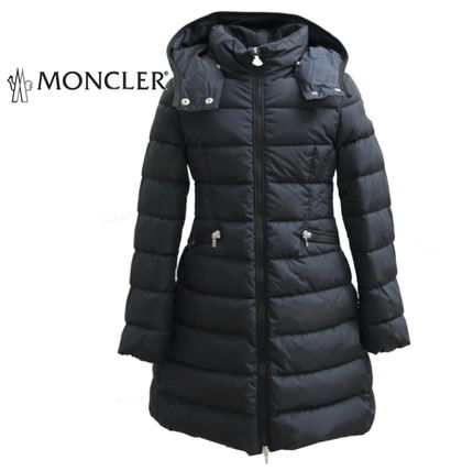MONCLER キッズアウター お早めに♪MONCLER Jr★CHARPAL Navy 8~10A大人もOK【関税込】