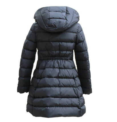 MONCLER キッズアウター お早めに♪MONCLER Jr★CHARPAL Navy 8~10A大人もOK【関税込】(2)