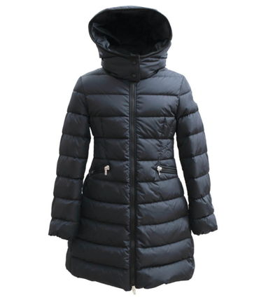 MONCLER キッズアウター お早めに♪MONCLER Jr★CHARPAL Navy 8~10A大人もOK【関税込】(4)