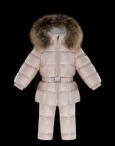 MONCLER2017/18秋冬新作BABY上下セットダウンNEW JEROME9M~3A