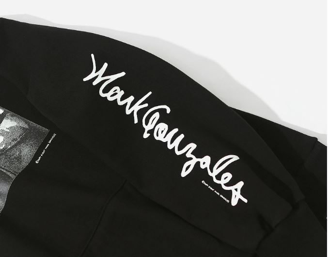 日本未入荷COVERNAT X MARKGONZALES ARTWORK GRAPHIC HOODIE