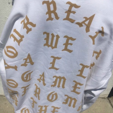Pablo Real Friends スウェット