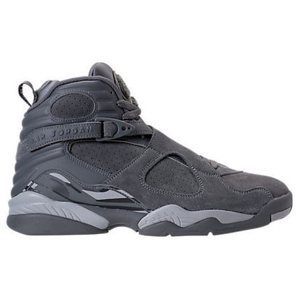 FW17 AIR JORDAN RETRO 8 COOL GREY GS 22.5-25cm 送料無料