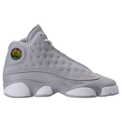 FW17 AIR JORDAN RETRO 13 GS WOLF GREY 22.5-27.5cm送料無料