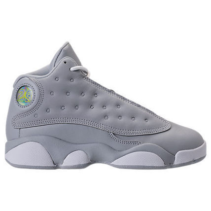 FW17 AIR JORDAN RETRO 13 PS WOLF GREY 16.5-22cm 送料無料