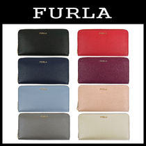 【即発3-5日着】FURLA★BABYLON  XL ZIP AROUND★長財布