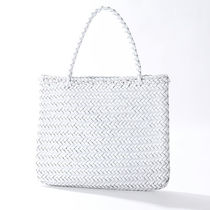 dragon 8098 SOPHIE SMALL BAG メッシュ トートバッグ WHITE