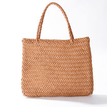 dragon 8098 SOPHIE SMALL BAG メッシュ トートバッグ NATURAL