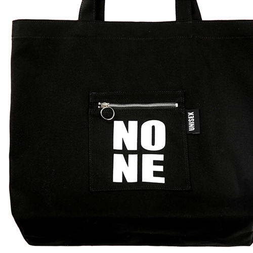 ★BASIC COTTON★正規品/日本未入荷[UNISEX] none shoulder bag