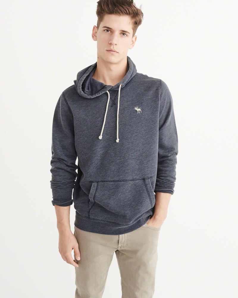 Abercrombie & Fitch Pullover Hoodie