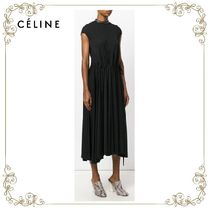 【17SS】大人気★CELINE★stud detail dress