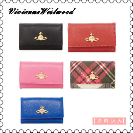 【Vivienne Westwood 】Leather キーケース 720V01V★(正規)
