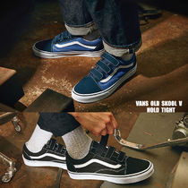 VANS★OLD SKOOL V★HOLD TIGHT★ベルクロ★兼用★22~30cm