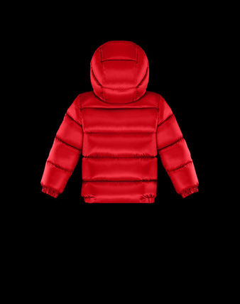 MONCLER べビーアウター MONCLER2017/18新作BABYフード付ダウンNEW MACAIRE 3M~3A(2)