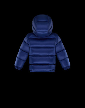 MONCLER べビーアウター MONCLER2017/18新作BABYフード付ダウンNEW MACAIRE 3M~3A(5)