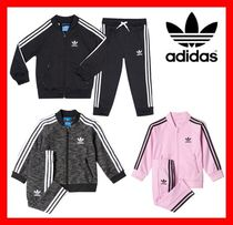 【Adidasアディダス】 KIDS ORIGINAL SUPERSTAR ジャージ