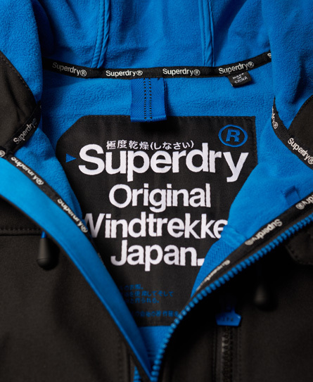 〔Superdry〕 メンズジャケット Hooded Windtrekker Jacket