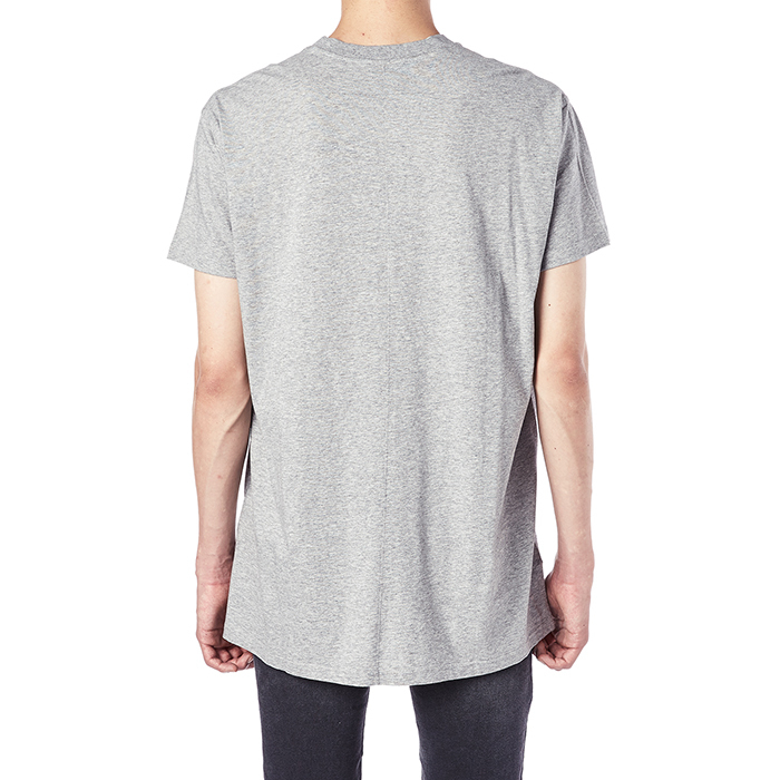 GIVENCHY 17AW フェイスプリント Tシャツ_GREY