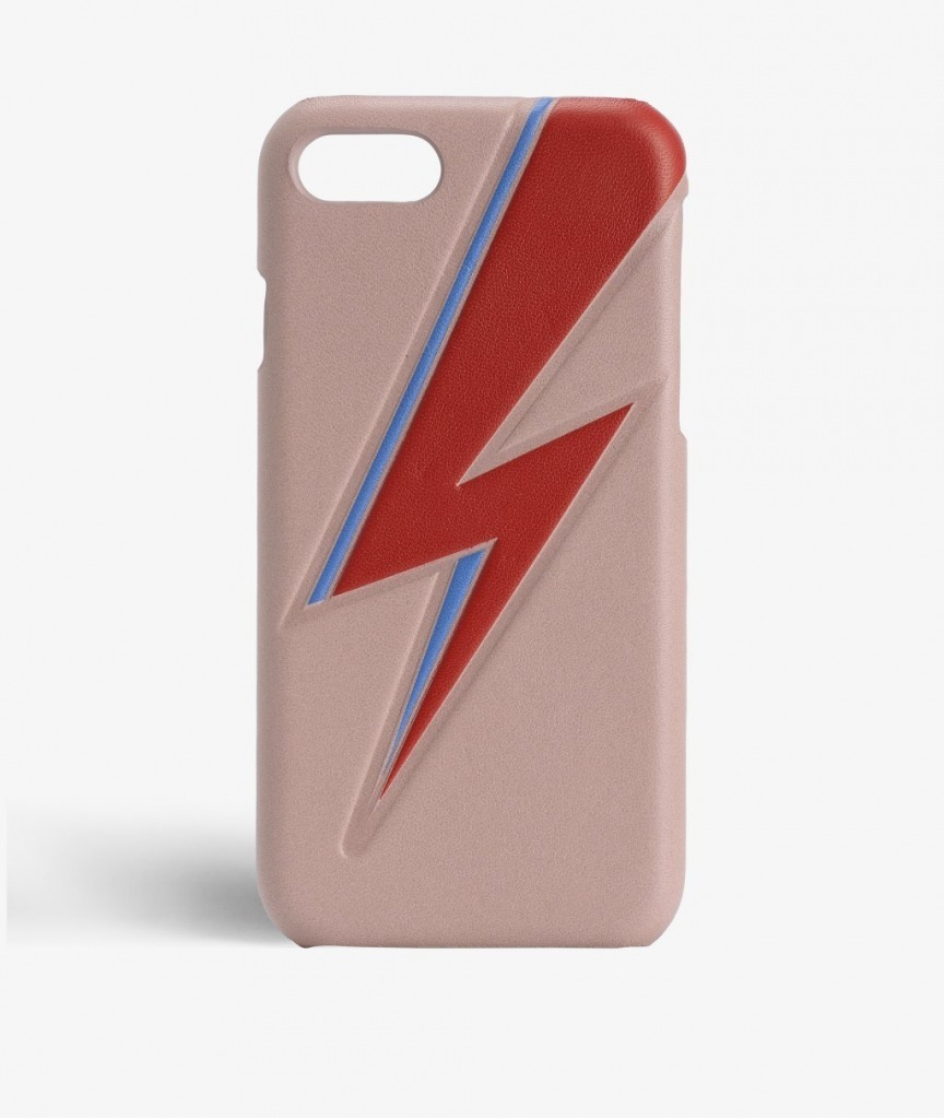 iPhone 7★THE CASE FACTORY★デビッドボーイ★BOWIE LIGHTNING
