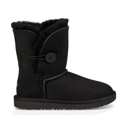 UGG キッズブーツ 大人もOK★追跡付【即発・UGG】BAILEY BUTTON II(6)