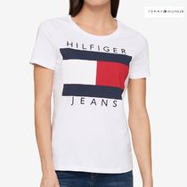 【Tommy Hilfiger】新作セール★US限定/送料込★トミーロゴTEE