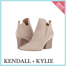 【Kendall + Kylie】新作☆ FINLEY スエード アンクルブーツ★