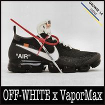 ★【NIKE】追跡発送 US8.5 26.5cm Off-White x Air VaporMax