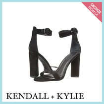 【Kendall + Kylie】新作☆GISELLE スエード サンダル ヒール☆