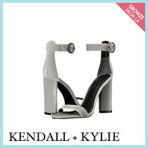 【Kendall + Kylie】新作☆GISELLE ベルベット サンダル ヒール